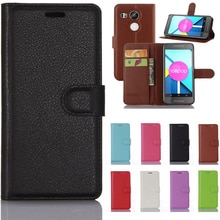 Coque for LG Nexus 5X Case Cover Luxury Card Slot Wallet Flip Leather Phone Cases for Google LG Nexus 5x Nexus5x Cover Bag Funda