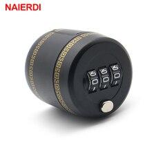 NAIERDI 플라스틱 병 비밀 번호 잠금 조합 잠금 와인 스토퍼 진공 플러그 장치 보존 가구 하드웨어