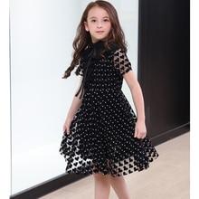 Vestido de princesa para niñas, vestido de fiesta con lentejuelas para 10 12 14 años, ropa de joven para niños