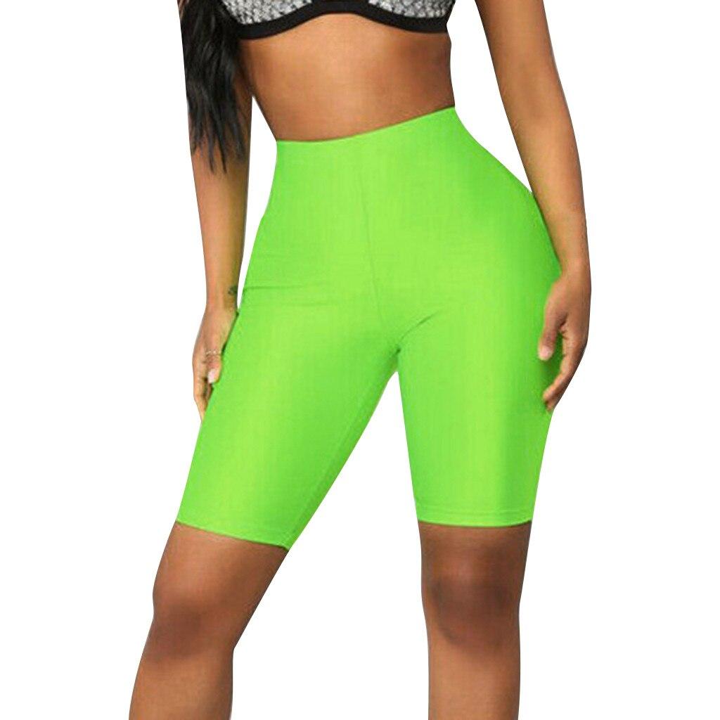 Leggings de corte para mujer, mallas hasta la rodilla, mallas deportivas para gimnasio cintura alta, mallas informales para mujer # Zer