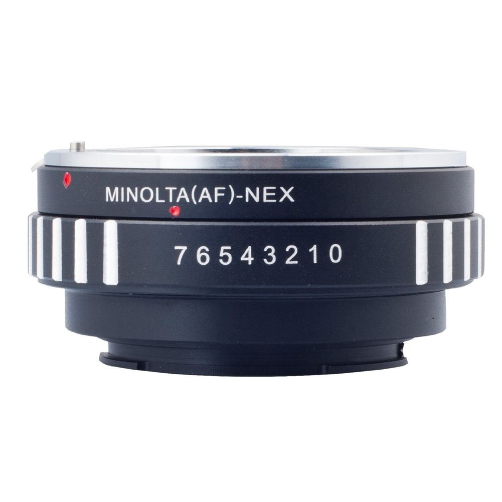 Адаптер для Sony Minolta MAF AF объектив для Sony E крепление NEX-3 камера DC111 NEX-5