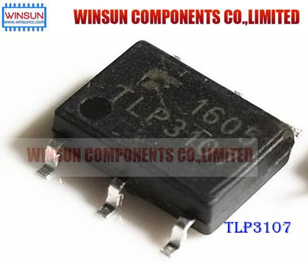 1 PCS TLP3107 P3107 SOP6 OPTOKOPPLER MARKE NEUE