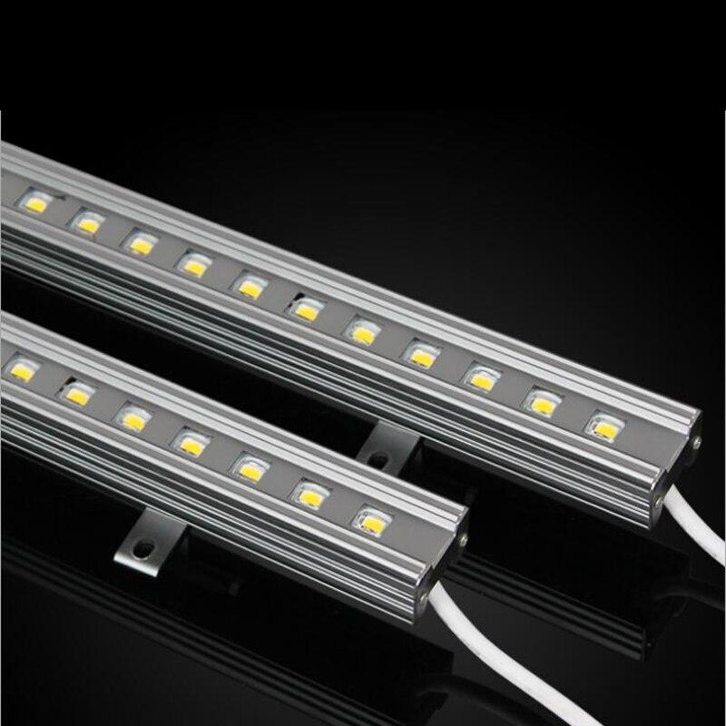 DC24V 15W Wash LED de pared pequeña lineal de potencia lámpara parche lavado
