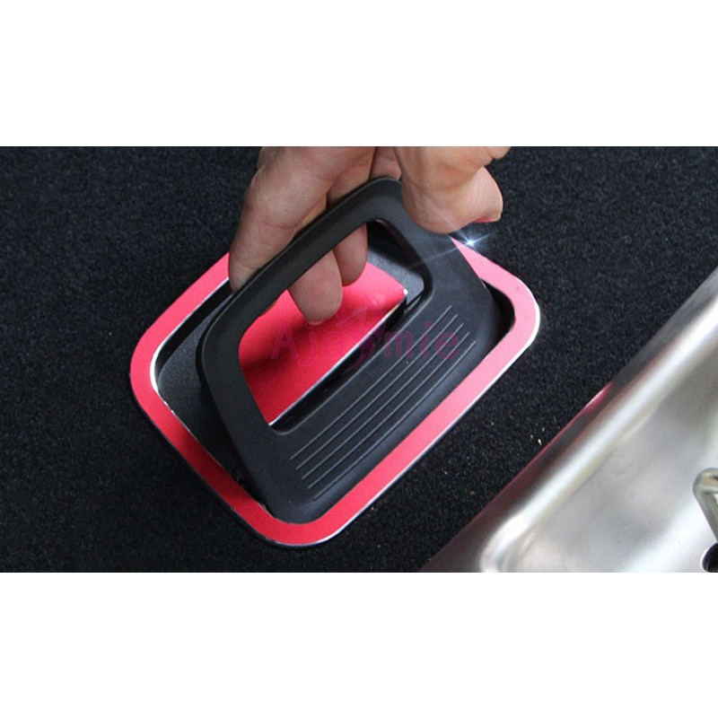 Para Mercedes Benz GLA 200 A B Class CLS ML GL, manija trasera del maletero, tapa de la puerta trasera del tazón, accesorios de estilo de coche