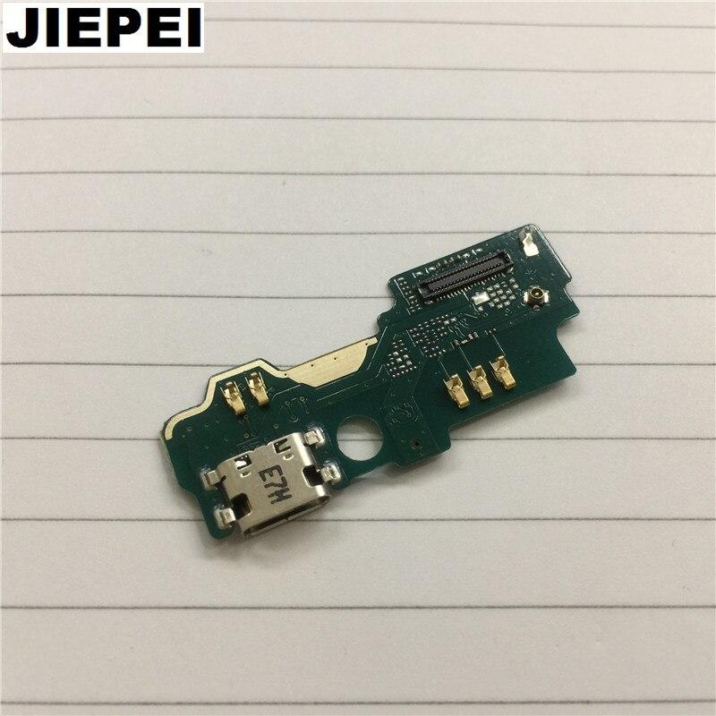 ZONBEMA جديد ل ZTE Zmax Pro Z981 USB شاحن ميناء الشحن حوض موصل الكابلات المرنة