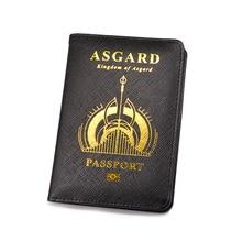 Asgard Passport Cover Myth Passport Asgard Cover on The Passport Asgard Holder Pasport Drop Shipping