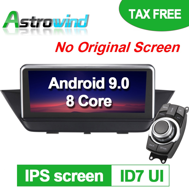 Radio Estéreo Media de navegación GPS para coche con sistema Android 10,25 de 8 núcleos de 9,0 pulgadas para BMW X1 E84, sin pantalla original, oferta idrive