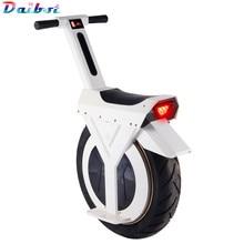Nouveau monocycle électrique Scooter 500W moto hoverboard une roue scooter planche à roulettes monoroue vélo électrique grande roue