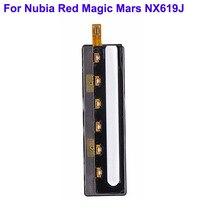 For ZTE Nubia Red Magic Mars nx619j original tested fpc E-sports RGB COLORFUL LIGHTS Flex Cable Red Magic Mars nx619j LED light