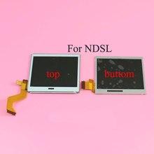 Remplacement de lécran daffichage LCD supérieur/inférieur supérieur YuXi pour Nintendo DSLite DS Lite pour NDSL