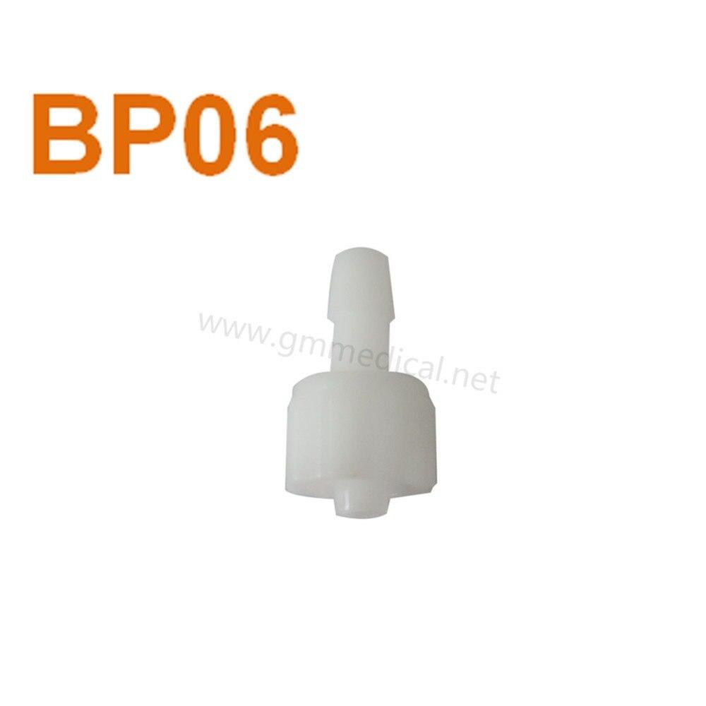 Male/Female Luer Connector NIBP Cuff Air Hose Blood Pressure Cuff Connector,Plastic,5pcs/pack.
