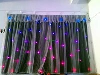 23m soft flexible led curtain on aliexpress free shipping