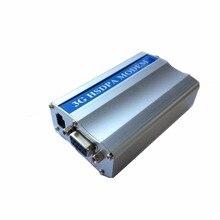 3 جرام wcdma مودم rs232 مودم SIM5215E صناعات m2m مودم
