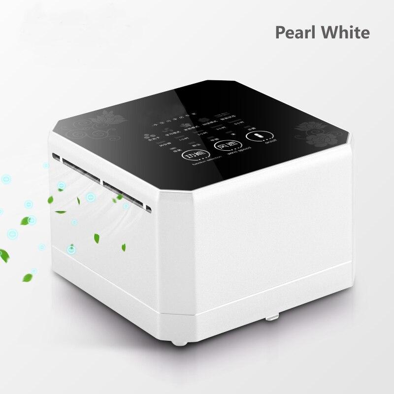 Хит продаж очиститель воздуха очищающий PM 2,5 очиститель воздуха генератор отрицательных ионов Настольный удаление формальдегида для дома