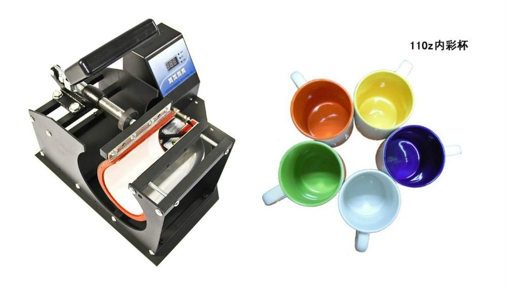 Digital mug photo heat transfer printing machine