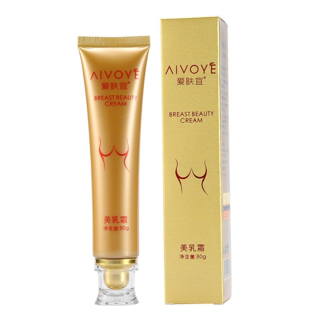 AFY Crema para agrandar el pecho de la A la copa D crema eficaz para aumentar el pecho 80g crema de busto grande Cuidado del pecho