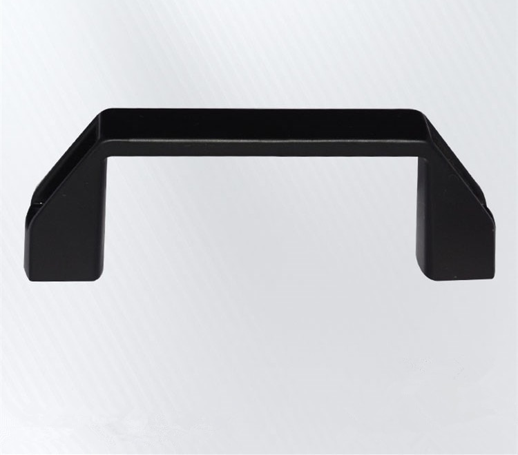 aluminum alloy handle square  machine tool door  hole distance 90mm 1pcs