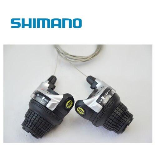 Shimano Cycle/Bike Right Revoshift 6/7 21s скоростной велосипед Twist Grip Gear Shifter SL-RS41