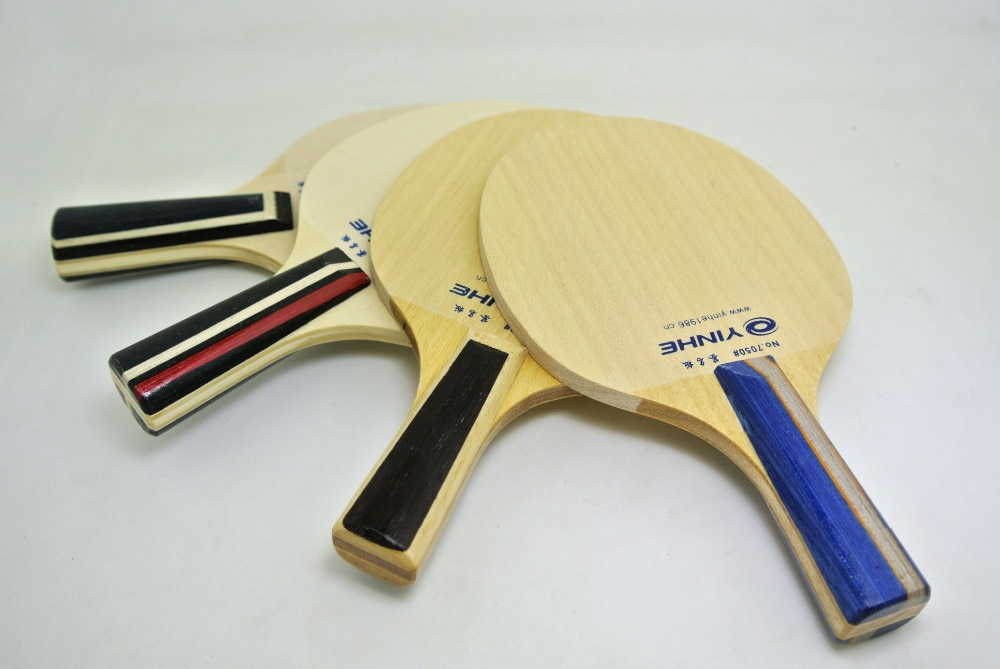Firma de Yinhe/pequeña MINI hoja de tenis de mesa/hoja de ping pong/juguete de tenis de mesa 2 unids/lote