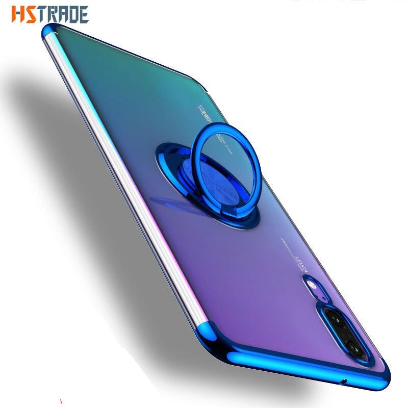 Funda transparente para Huawei P30 Pro Lite P20 Nova 4e 4 3e Mate 20 10 P Smart 2019 Honor V20 V10
