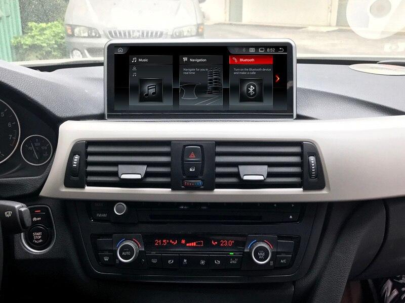 ID6 estilo Quad Core Android 4,4 DVD del coche para BMW F30 F31 F34 2013 + con Bluetooth 16GB Nand Flash 3G Wifi enlace espejo mapa gratuito