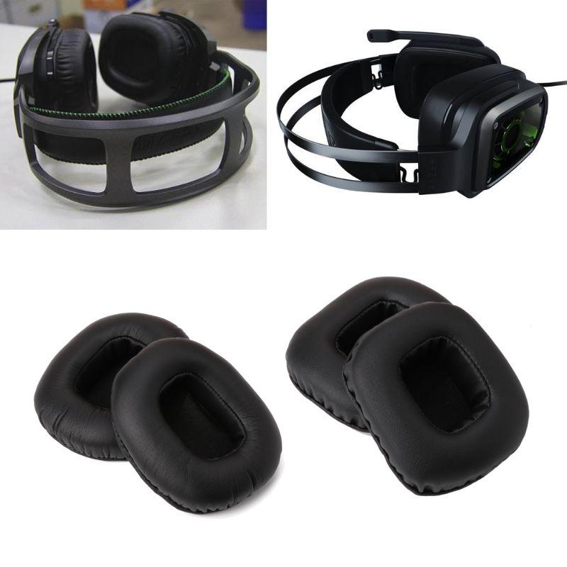 Almohadillas de repuesto Eapads para auriculares Razer Tiamat 7,1/2,2 con sonido envolvente Juegos de PC