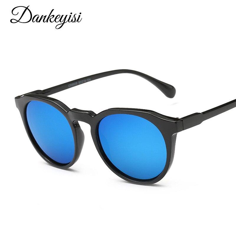 DANKEYISI Vintage marca gafas de sol hombre gafas de sol Retro polarizado gafas de sol de conducir las mujeres UV400 gafas de sol gafas 2017