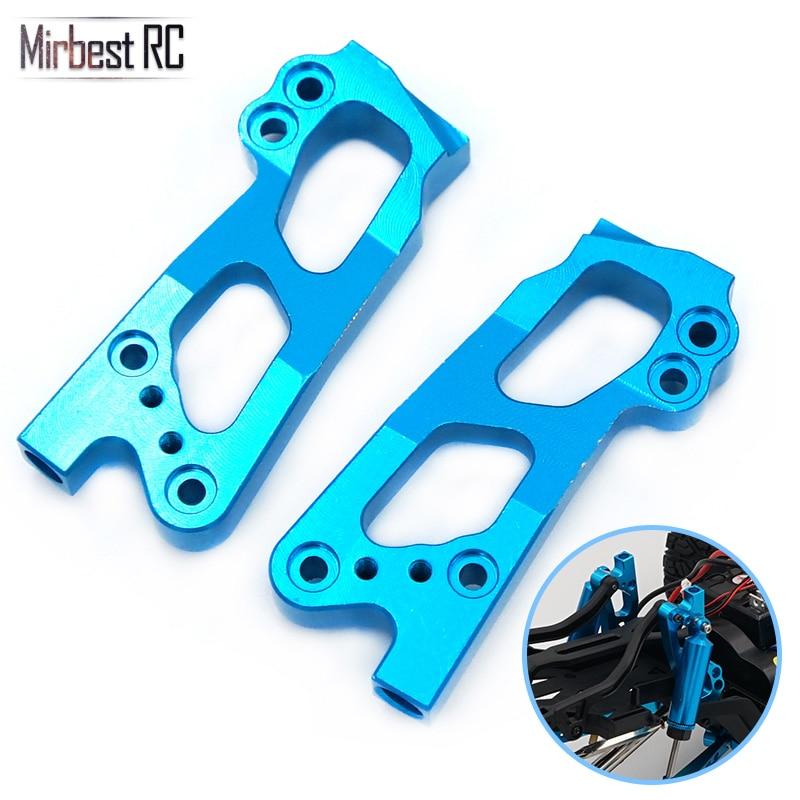 Mirbest RC DIY Parts For Wltoys 12428 Parts 12423 JJRC Q46 RC car Metal parts Upgrade accessories Metal gear wave box Rocker arm enlarge