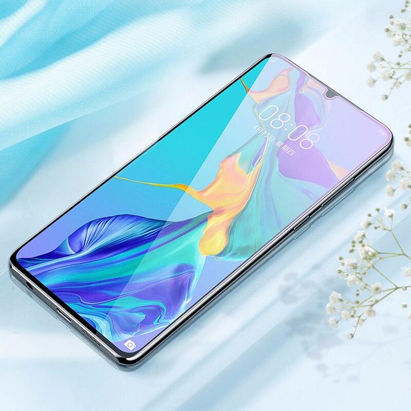 2019 Защитная пленка для экрана для Huawei M10 M20 Lite Pro Защитная пленка для экрана закаленное стекло для Huawei P30 P20 Lite Pro 9D полное покрытие