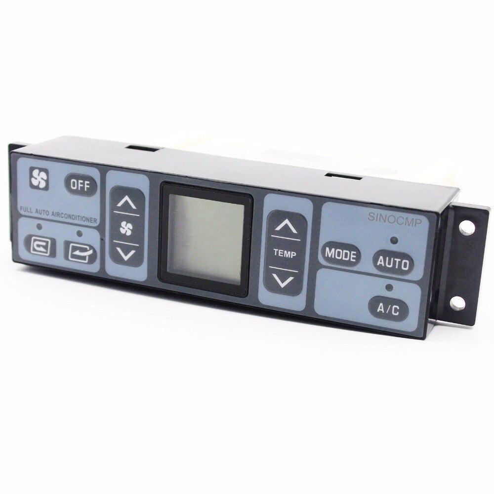 يناسب هيتاشي ZX120 ZX130 تكييف الهواء تحكم 4431080 146430-8272 237040-0090 حفارة ، 1 سنة الضمان