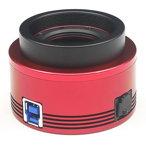 Цветная астрономическая камера ZWO ASI183MC ASI, планетарная, солнечная, Лунная визуализация, гидирование/высокоскоростная USB3.0