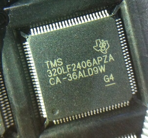 TMS320LF2406APZA