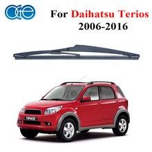 Oge balais dessuie-glace arrière 12   Sans bras, pour Daihatsu Terios, partir 2006, pare-brise Auto, accessoires de voiture,