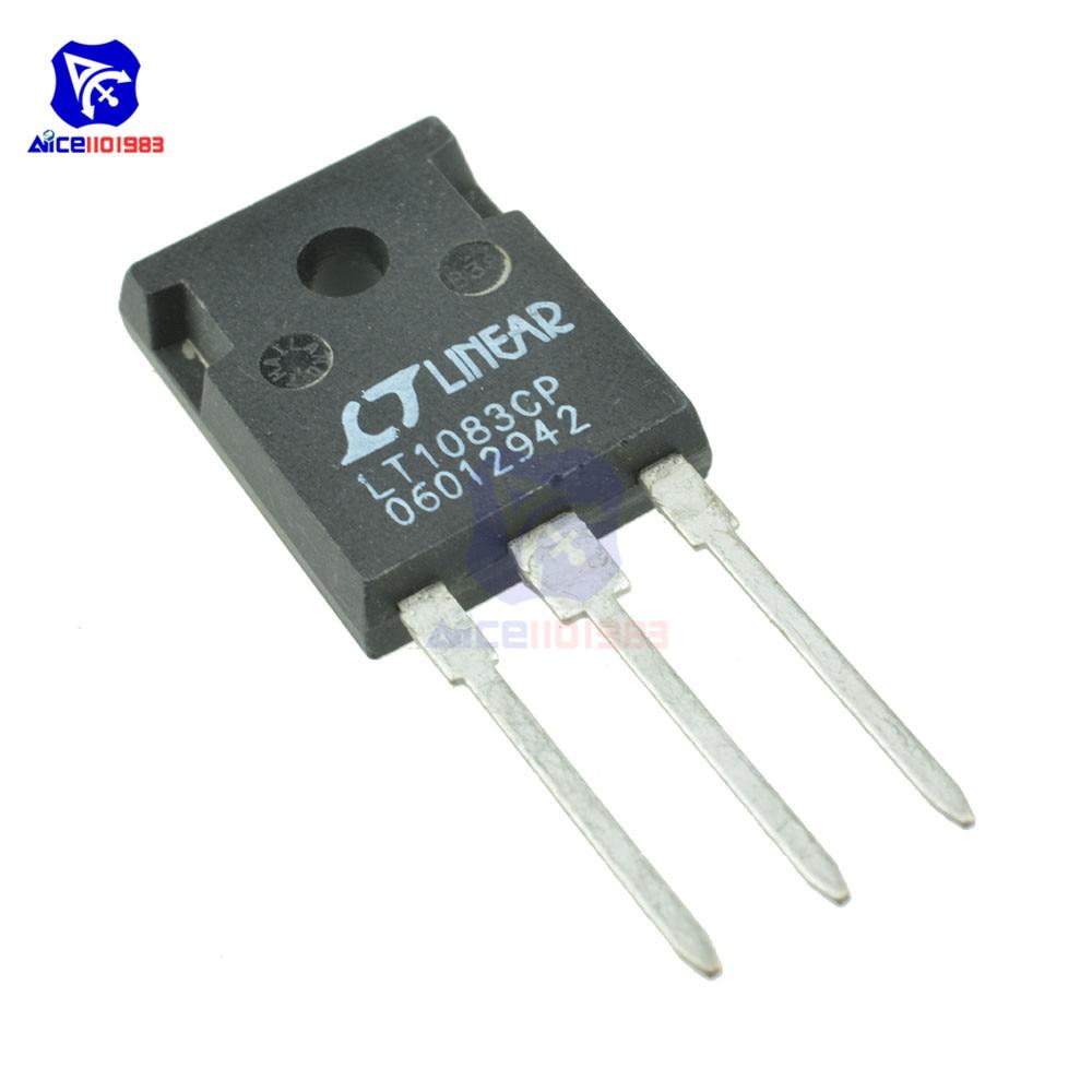 1 Chip IC LT1083CP TO-247 LT1083 TO-3P Circuitos integrados originales