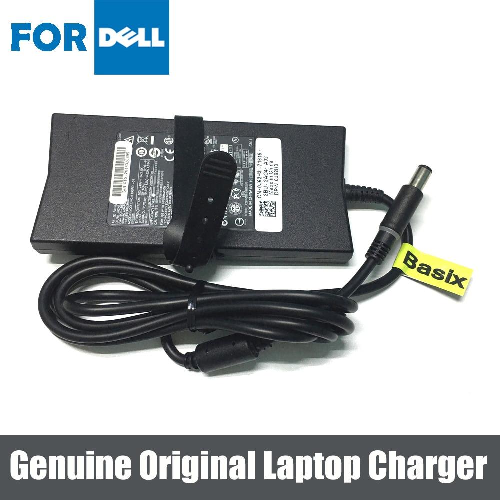 Original y genuino 90W 19,5 V 4.62A AC adaptador de corriente para Dell cargador de batería Studio 1555 1557 1745
