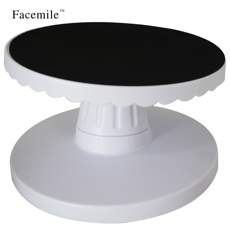 "11"" Adjustable Gift Rotating Turntable Decorate Display Stand Sugarcraft tool display cake tornamesa placa giratoria cake 01108"