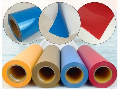 PVC Vinyl Film Transfer Paper and Heat Transfer Vinyl with Korean quality 0.51cm*1m