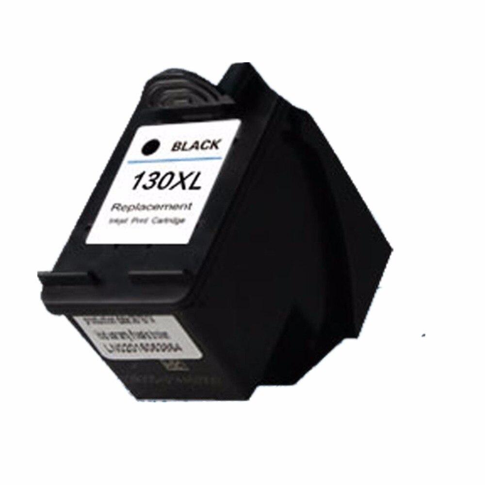 Cartucho de tinta remanufacturado para HP130 XL 130XL HP130 HP130XL C8767H Officejet 6300 Series 6301 6304 6305 6307 6308 6310 6310v