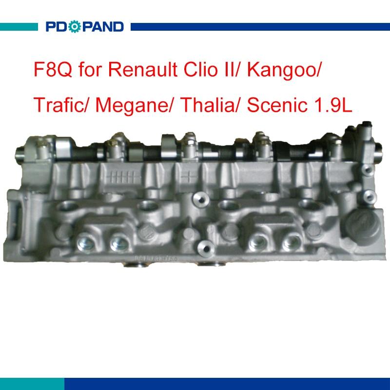 Motor del motor F8Q/600/622/630/632/662/788 Kit de culata para Renault Clio Kangoo Megane tráfico Thalia escénica 1.9L 908198