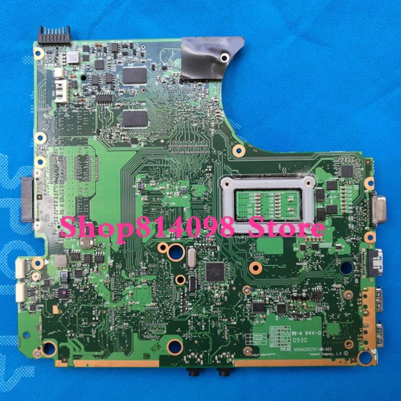 574508-001 placa base ajuste para HP ProBook 4410s 4411S 4510S 4710 S/w DDR2 Ram 6050A2252701