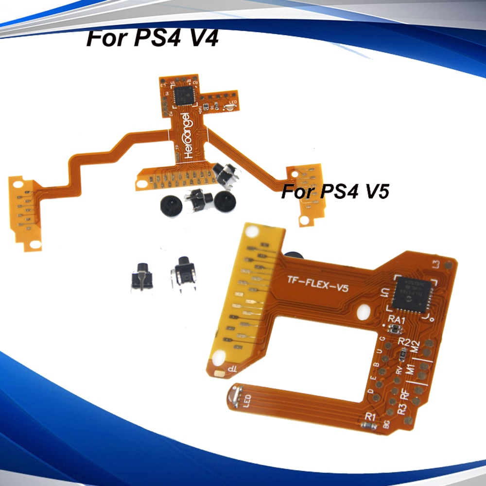 Envío rápido para PS4, para Xbox One, Joystick Mod de controlador Plus para Xbox One, chip de disparo rápido Plus