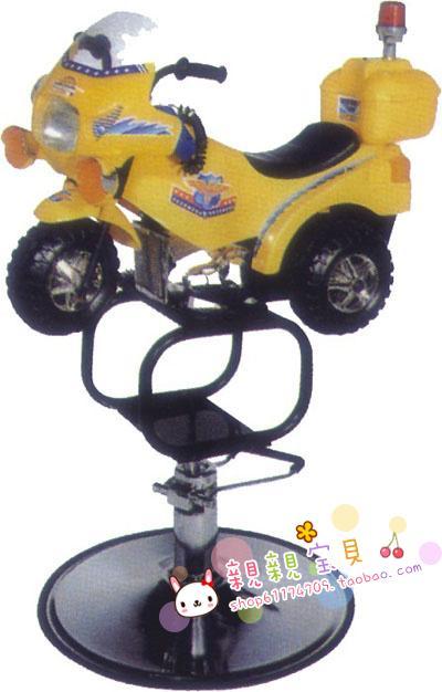 Детские велосипеды для стрижки волос. Парикмахерское кресло. Мультяшная машинка для стрижки волос.