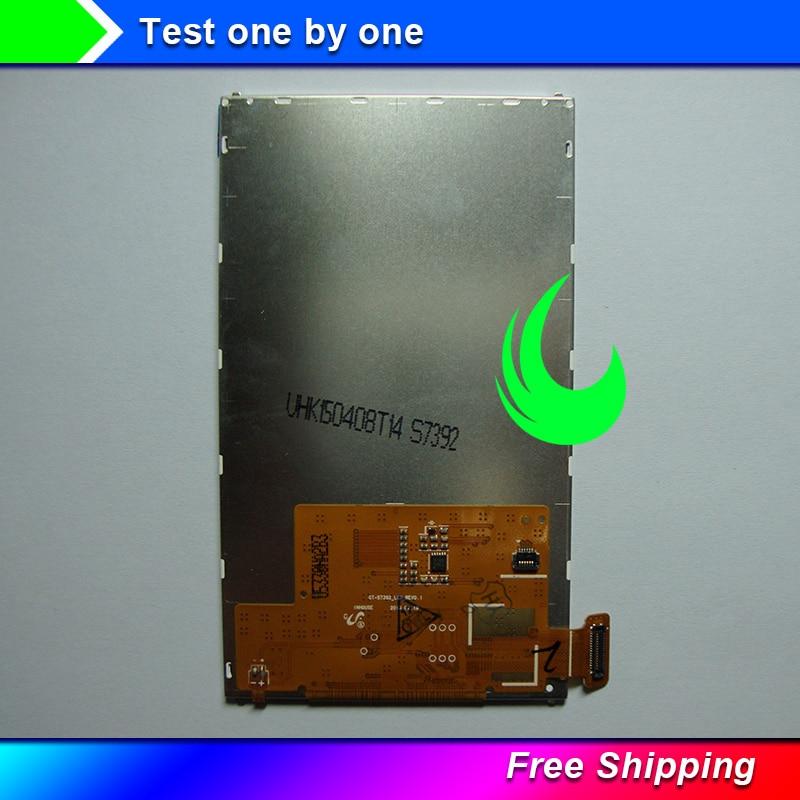 Qualidade Original Para Samsung Galaxy Lite Tendência S7390 7392 GT-S7390 S7392 Display LCD Display LCD de Tela Para SAMSUNG S7390