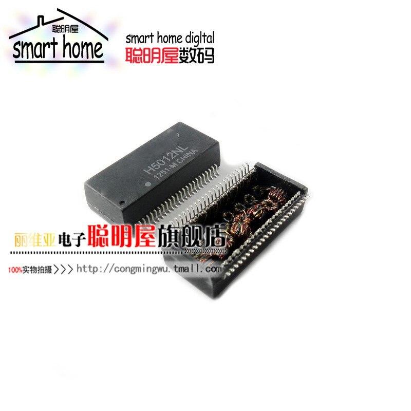 Módulo PULSO Frete grátis H5012 H5012NL SOP48 filtros de rede Gigabit