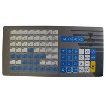 5 pièces/lot nouvelle Version anglaise Film de clavier pour DIGI SM300 SM-300 balance électronique au détail
