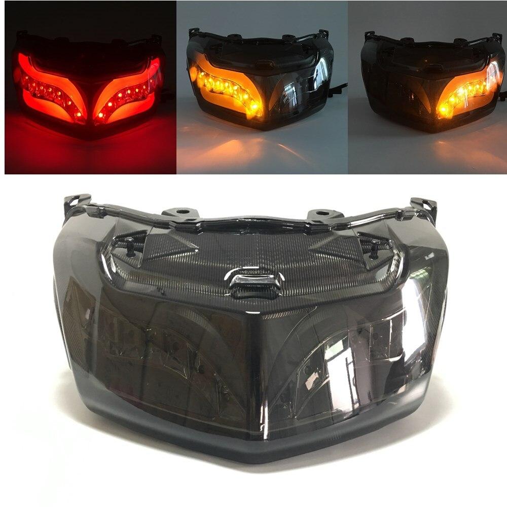 Piezas de motocicleta, luz trasera, lámpara LED de faro trasero para YAMAHA NMAX 155 NMAX155 NMAX125 2016 2017 2018 2019