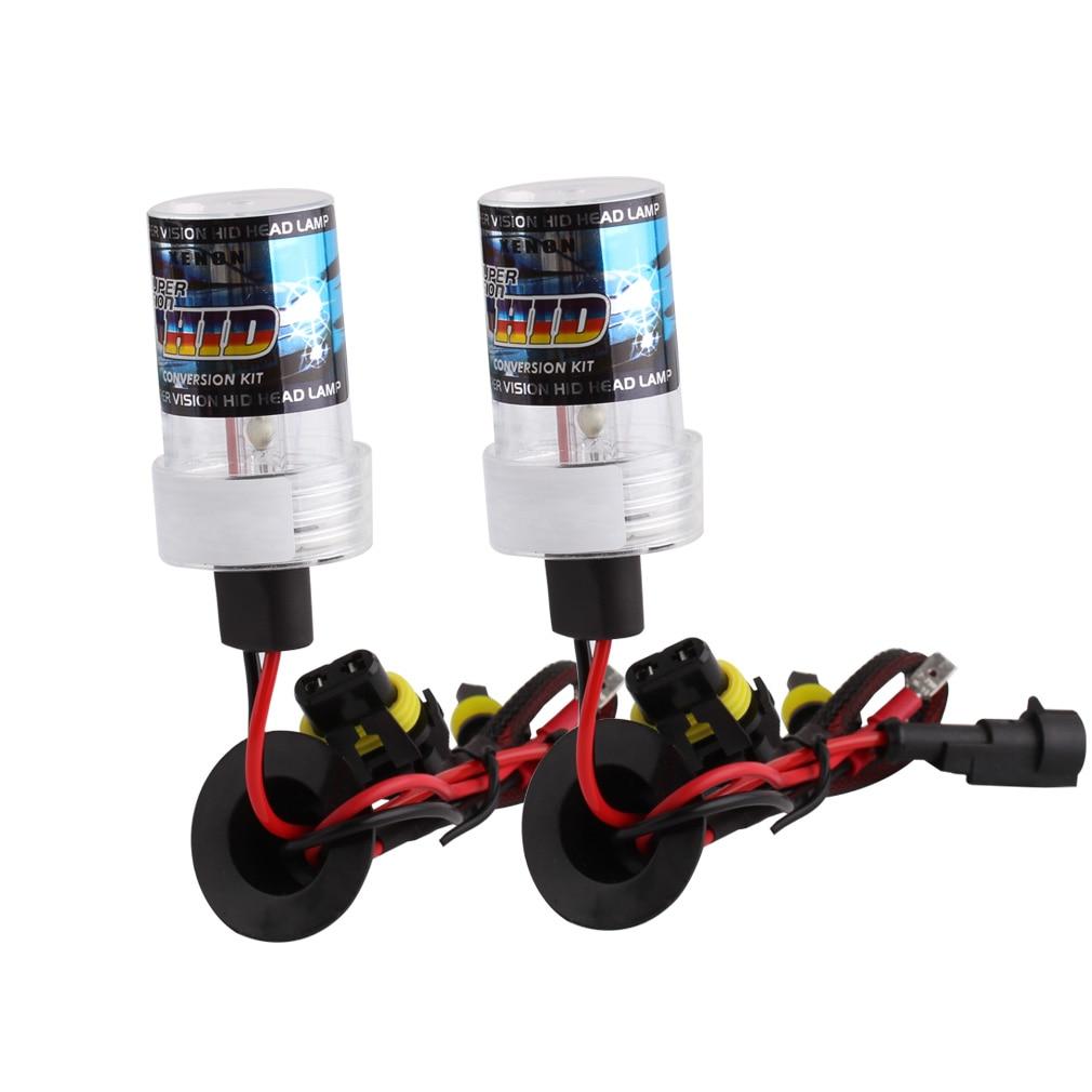2 Stuks Hid Xenon Lampen H7 H1 H11 H3 H8 HB4 HB5 880 881 9005 9006 Auto Koplamp Bulb Pure wit Koplamp Vervanging Lichten D020