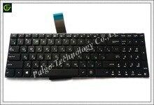 Russian Keyboard for Asus X550BA X550BP X550D X550E X550EP X550W X550WA X550Z X550ZE X550EP Y582CL RU Black