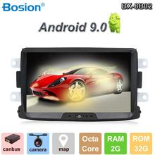 Android 10.0 autoradio 1 din For Duster/Dacia/Sandero/Logan/Captur/Lada/Xray car multimedia player camera cassette tape recorder
