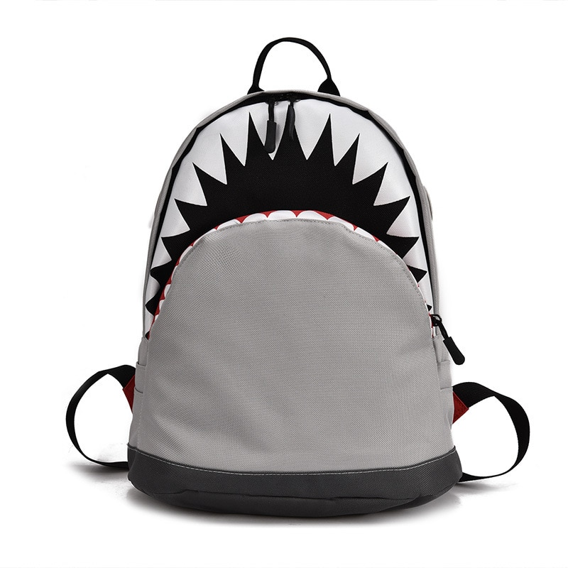 Kids Schoolbag children School Bags for boys girls cartoon shark backpacks kindergarten school backpack mochila escolar infantil